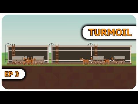 Turmoil gameplay - Insane Money! - Turmoil Let's Play