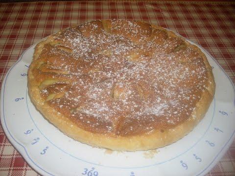 comment-faire-un-feuilleté-pommes-et-amande---recette-facile