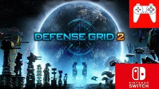 Let's Try Defense Grid 2 (Nintendo Switch!)