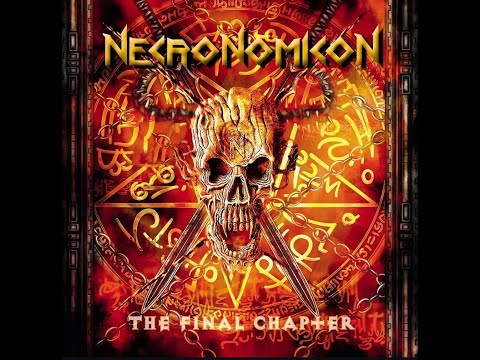 """Necronomicon announce new album """"The Final Chapter"""", 9 min teaser released ..!"""