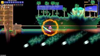 Terraria Easy way to kill Moon Lord EXPERT (1.3.0.8) (Solo)