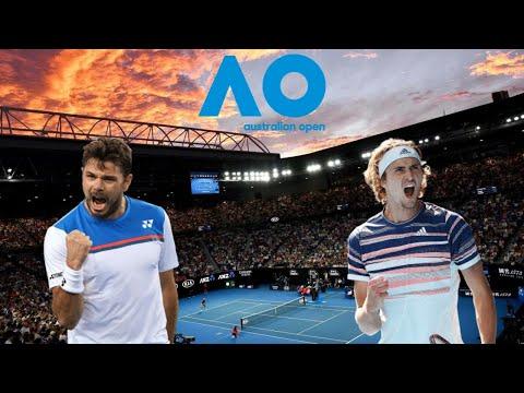 WAWRINKA VS. ZVEREV QF LIVE REACTION Australian Open 2020