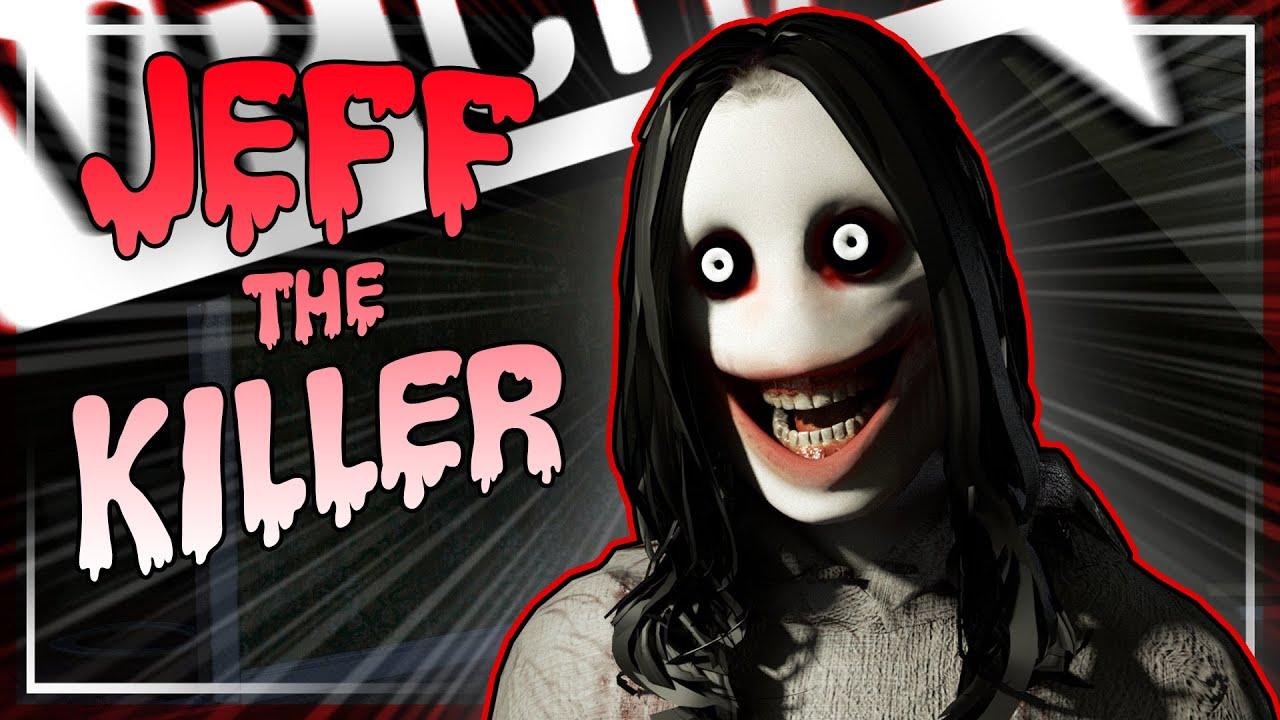 JEFF THE KILLER IN VR! - VRChat Funny Moments