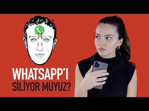 WhatsApp'ta Kırmızı Alarm   Yeni Gizlilik Politikası Ne İfade Ediyor?