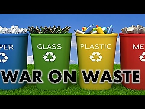 The Story Of Waste Management In The Uk