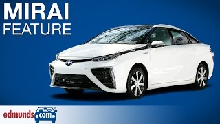 Toyota Mirai First Drive | New York Auto Show