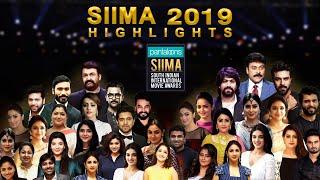 Gambar cover Highlights of SIIMA 2019 | Doha, Qatar | SIIMA2019