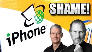 Proof that Apple didn't create the first iPhone - Shame on you Apple!