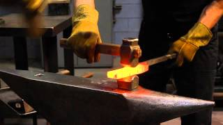 Promo - Forging a Viking Age Broad Axe: Traditional Asymmetric Wrap