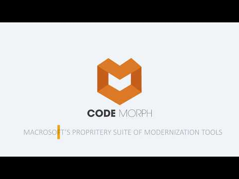 CodeMorph Product Demo : Automated conversion of VFP Code to .NET Code