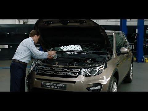 Land Rover Evoque 2014 >> Land Rover AdBlue: What it is and how to use it - YouTube