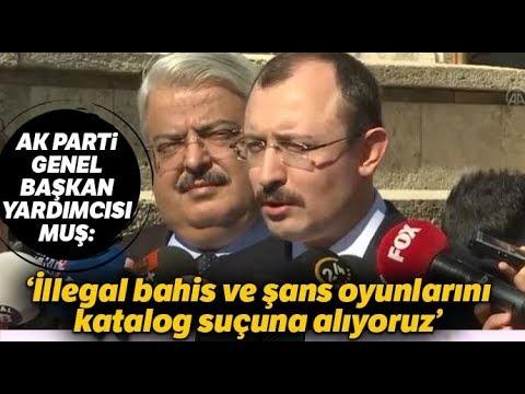 """Mehmet Muş:""""(Darbe Söylemi) Milletten Aldığımız İradeyi Başka Şekilde Devretme Niyetimiz Yoktur"""""""