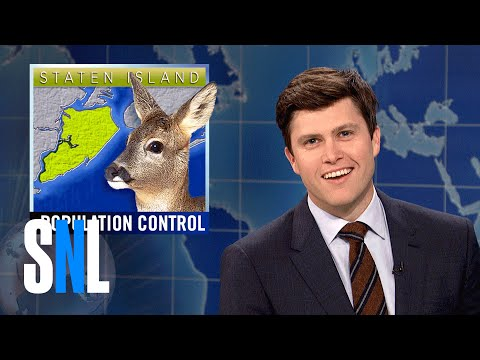 Thumbnail: Weekend Update 5-14-16, Part 2 of 2 - SNL