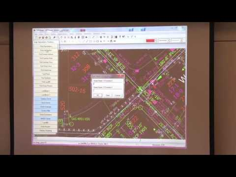 City Of Madison's Engineering/Operations GIS Viewing System