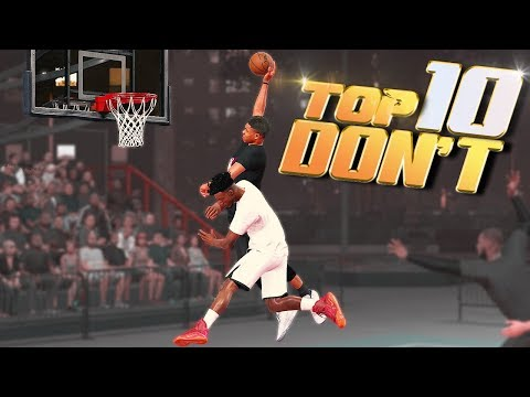 DON'T Let THIS HAPPEN To YOU! - NBA 2K18 TOP 10 Plays