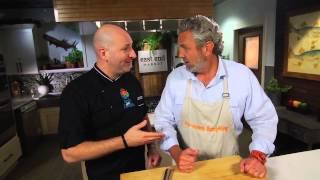 Florida Eggplant Rolls Stuffed with Ricotta and Parmesan