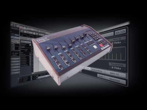 Cubase Tools -  Groove Quantize Presets Volume 1