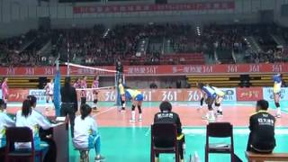 [2013.11.30] Guangdong Evergrande vs Henan Set 3
