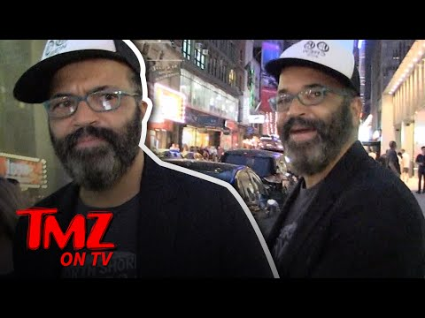 Jeffrey Wright: Are We Getting Closer To A 'Westworld' Like World?  TMZ TV