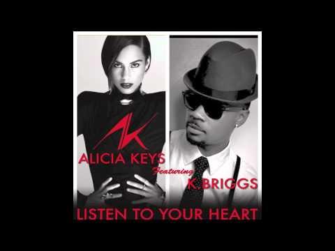 Alicia Keys LISTEN TO YOUR HEART