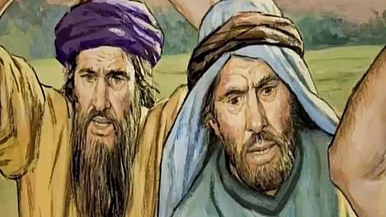 DOCUMENTÁRIO - A HISTÓRIA DOS CRISTÃOS E DA BÍBLIA