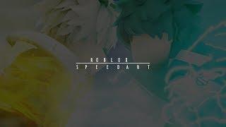 "ROBLOX • Speedart ► ""Deku Vs Bakugou"""