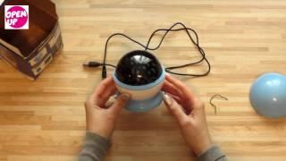 Посылка из Китая aliexpress детский ночник проектор распаковка и обзор