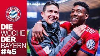 Pokal-Kampf in Berlin, Fokus auf Schalke | Die Woche der Bayern | Ausgabe 45