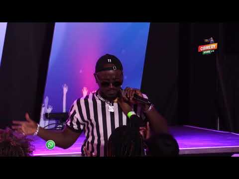 Alex Muhangi Comedy Store July 2018 – Ykee Benda