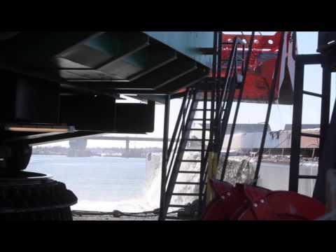 Dredging Portland Harbor