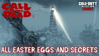 Call of the Dead - All Easter Eggs