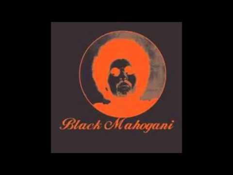 Moodymann - Black Mahogani
