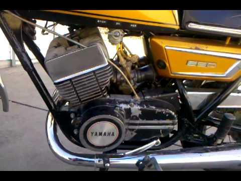 Repeat Yamaha DS7/R5 Bj 1972 Restauration/Neuaufbau/ DG