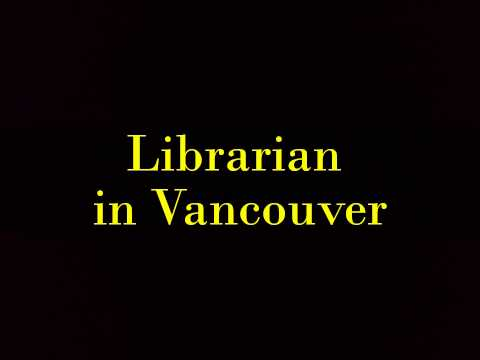 Library Jobs in Vancouver