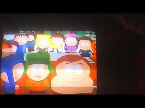 Cartman Fights The Midget