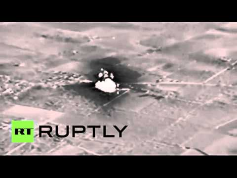 Syria: Russian forces hit alleged IS targets in Tamana al-Ghab