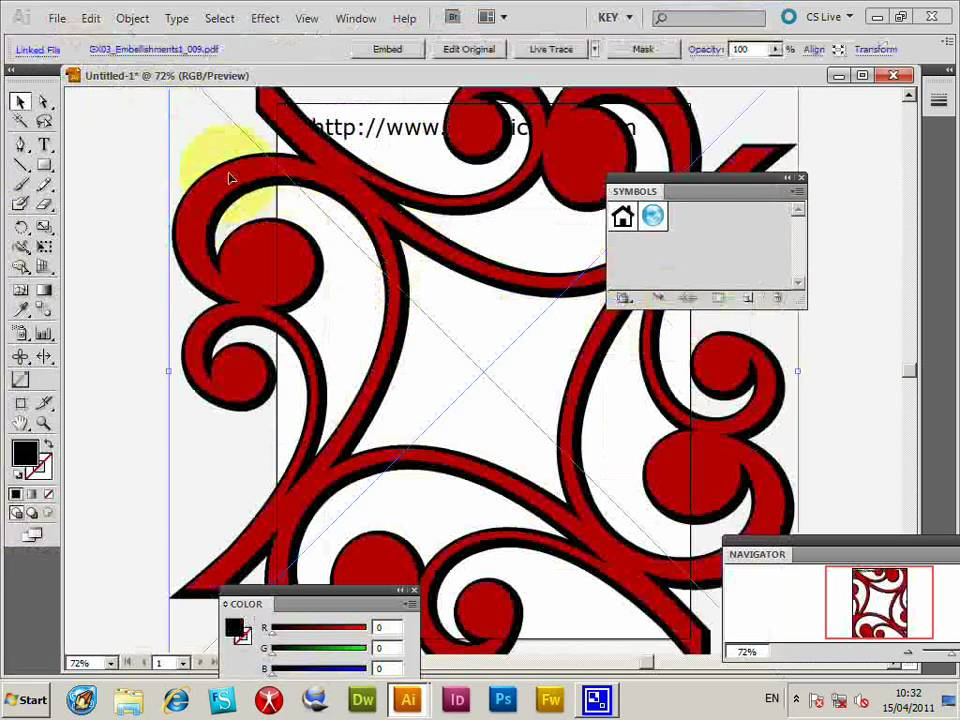 Pdf Files As Source For Illustrator Symbols Cs5 Cs4 Cs3 Cs2 Etc