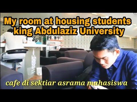 My Room At Housing Students King Abdulaziz University