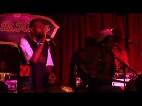 k'naan song call (My God) Live at BB King feat Mos Def