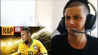 React - Rap do Neymar Ft. Kanhanga | Tauz RapSports 02