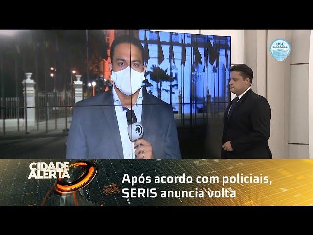 Após acordo com policiais, SERIS anuncia volta de visitas e feiras a reeducandos