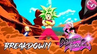 Vídeo Dragon Ball FighterZ