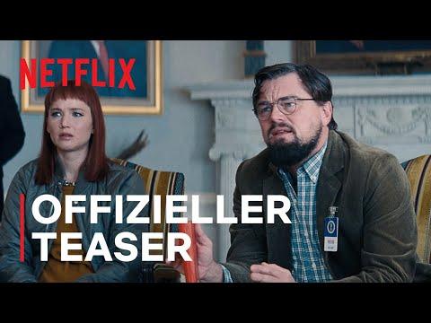 Don't Look Up | Offizieller Teaser | Netflix