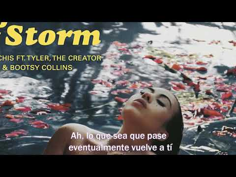 ♡Kali Uchis  After The Storm ft Boosty Collins, Tyler, The Creator♡