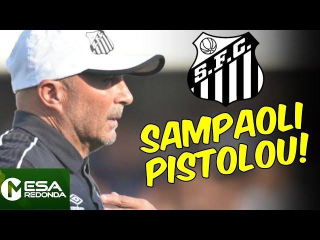 """Bruno Henrique SOME e SAMPAOLI fica PISTOLA: """"Quem manda são os EMPRESÁRIOS"""" (20/01/19)"""
