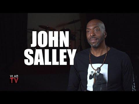 John Salley Laughs At Nessa's