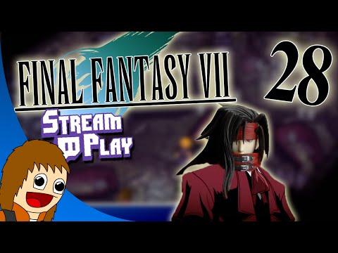 Final Fantasy VII: Vincent von Dracula - Part 28 (Stream Play)