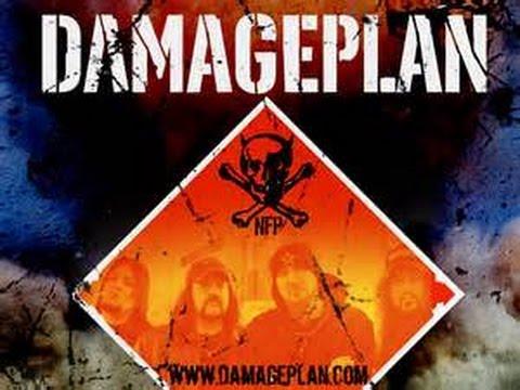 DAMAGEPLAN LIVE - LIVE IN MONCTON (RARE)