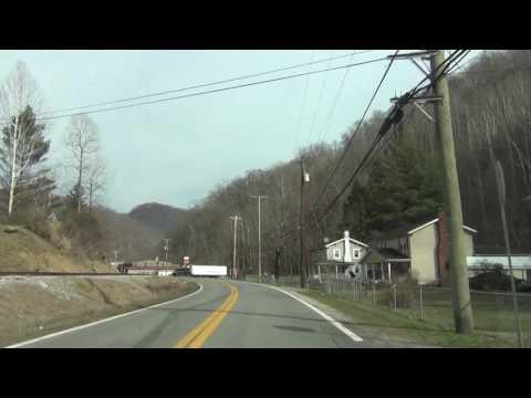 Red Jacket coal camp in Mingo County, West Virginia.