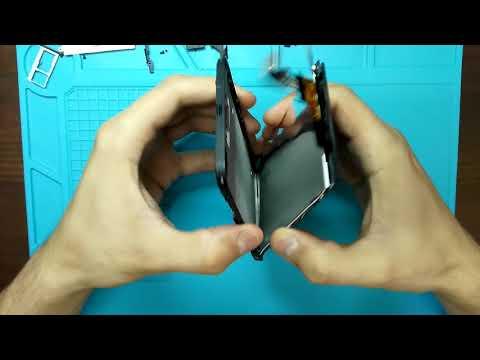 Meizu M5 Замена дисплейного модуля